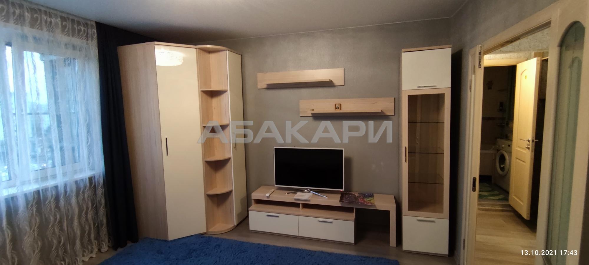 2к квартира проспект Металлургов, 55 а 8/10 - 60кв   30000   аренда в Красноярске фото 1