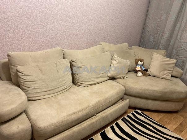 1к квартира улица Ладо Кецховели, 62А 4/9 - 36кв   11000   аренда в Красноярске фото 0