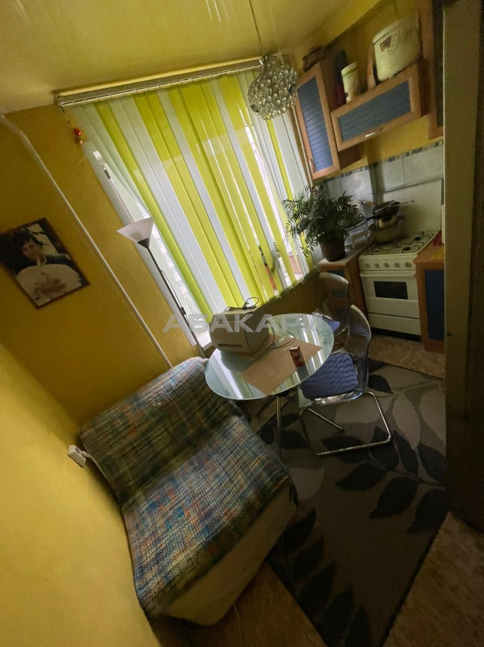 1к квартира улица Железнодорожников, 16 8/9 - 34кв   16000   аренда в Красноярске фото 4