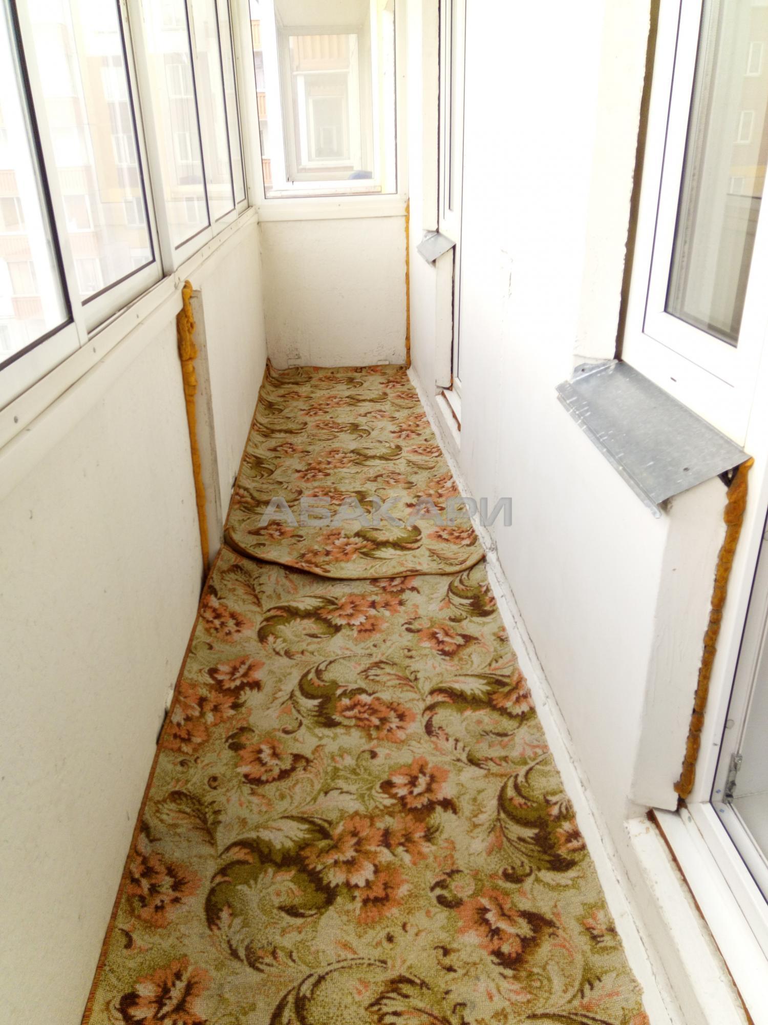 1к квартира Взлётка, 7-ой микрорайон, улица Батурина, 19 4/10 - 34кв   17000   аренда в Красноярске фото 8