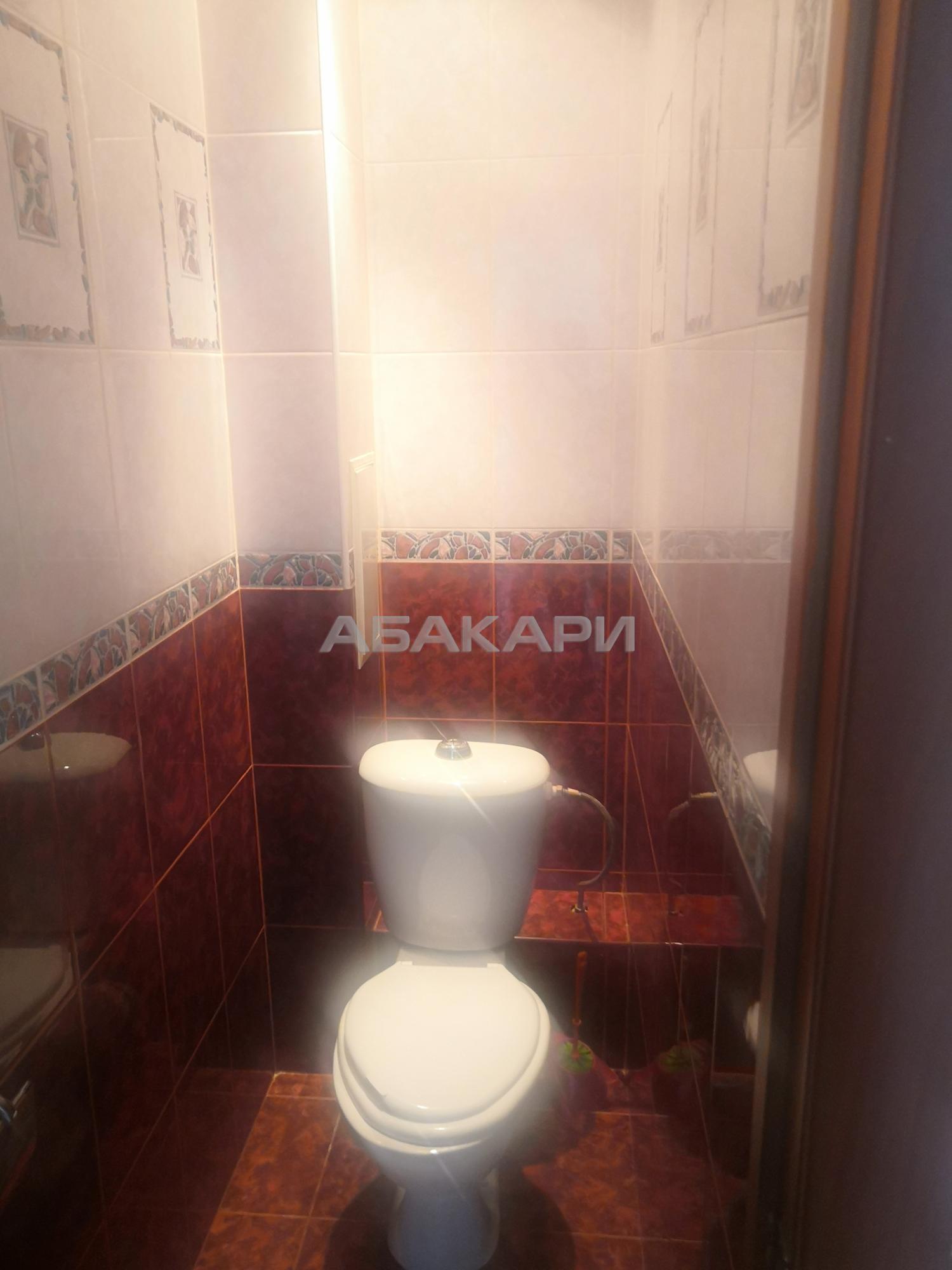 2к квартира улица Вильского, 18а 2/16 - 55кв   20000   аренда в Красноярске фото 6