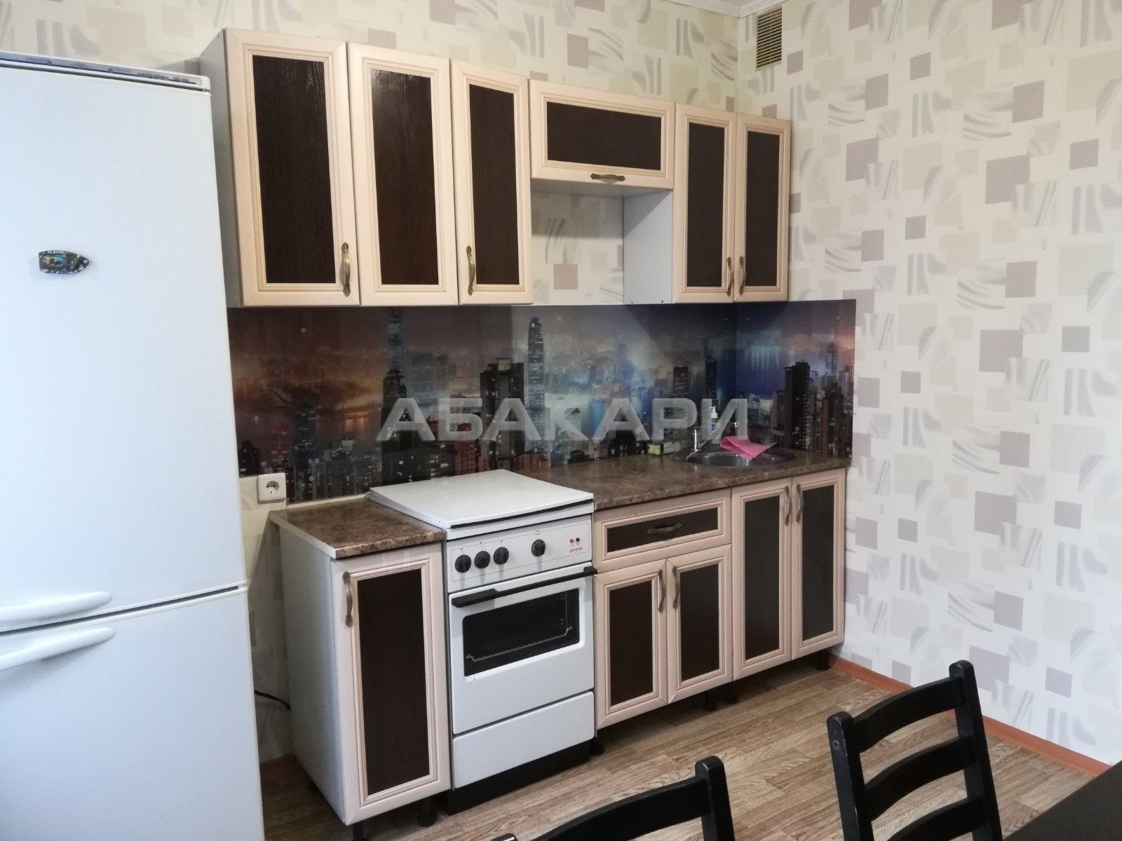 1к квартира улица Ястынская, д. 5 5/9 - 42кв | 20000 | аренда в Красноярске фото 4
