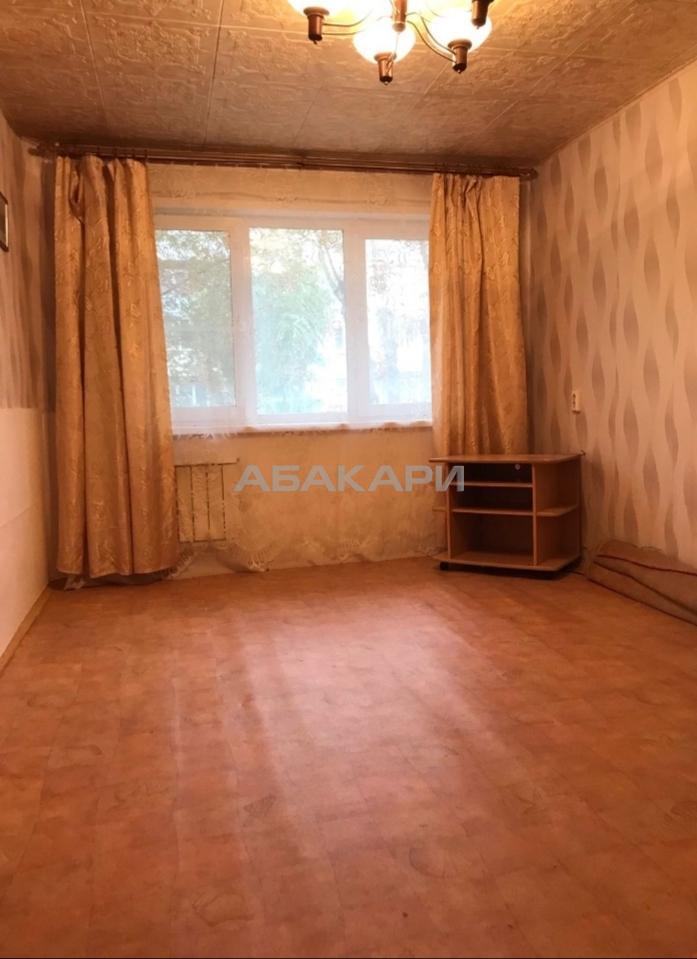 1к квартира Красноярск 1/1 - 30кв | 14000 | аренда в Красноярске фото 1
