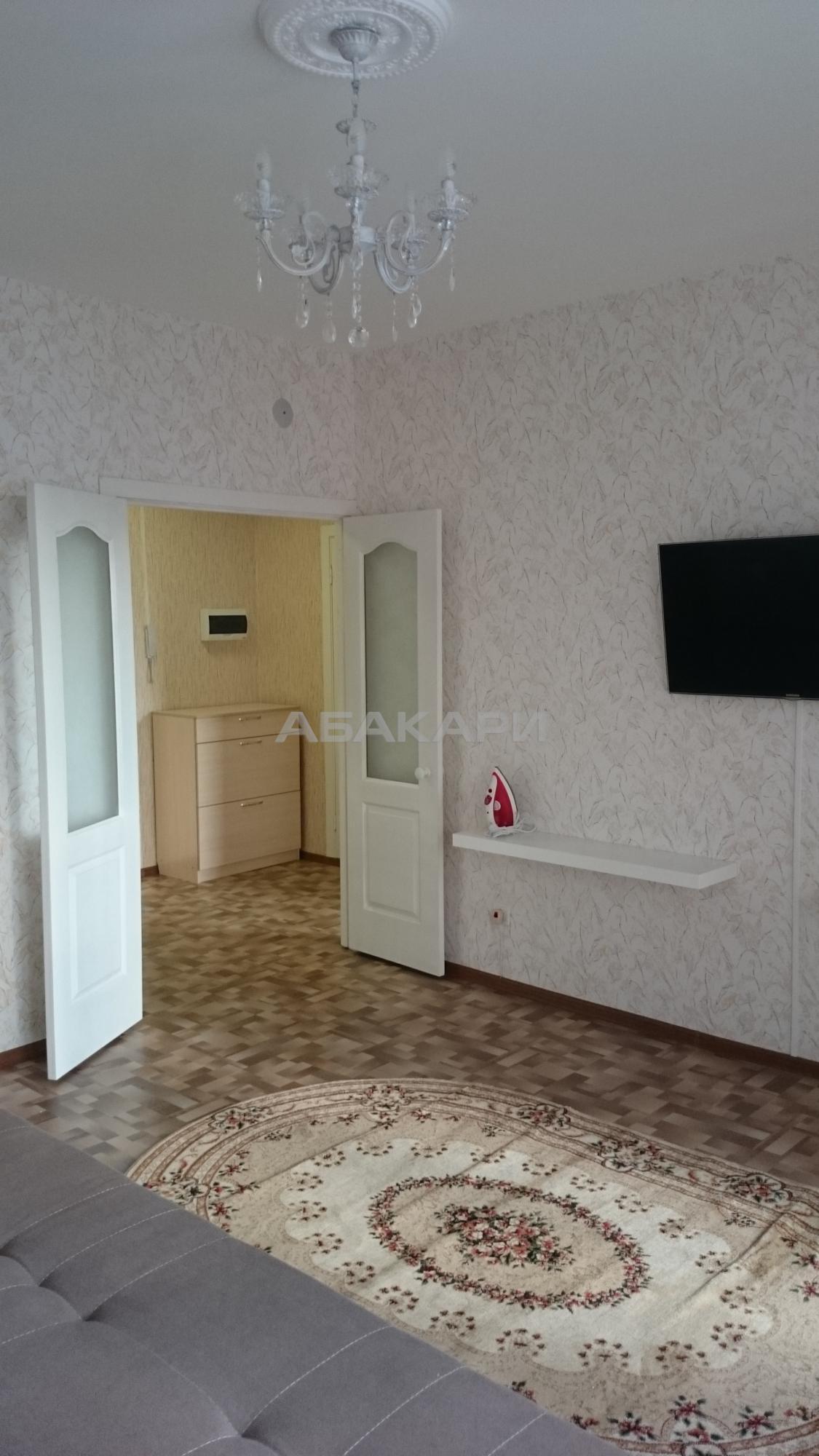 1к квартира улица Республики, 37А 8/22 - 44кв | 25000 | аренда в Красноярске фото 2