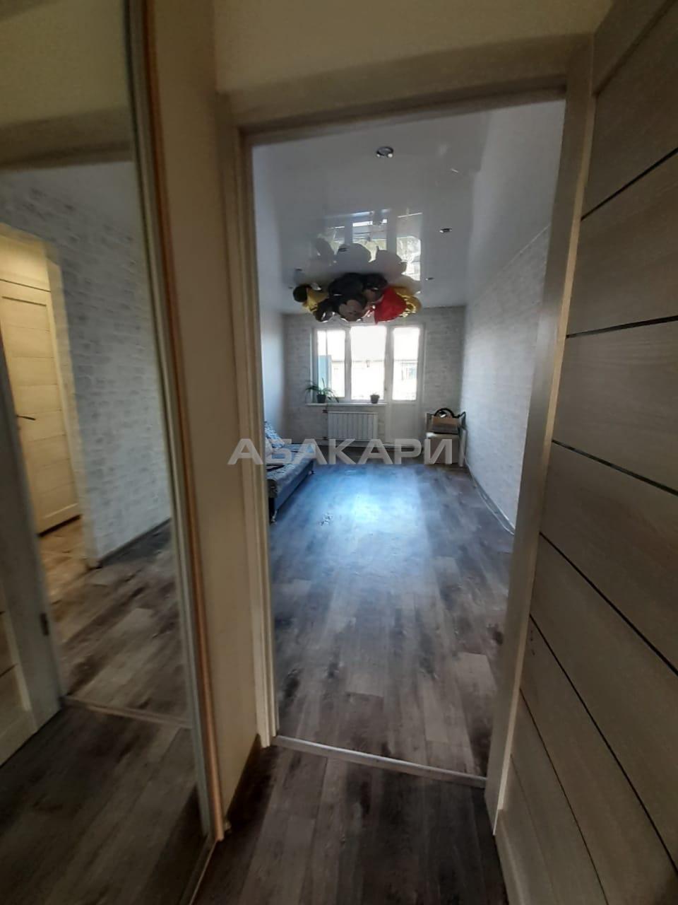 2к квартира улица Мичурина, 25А 5/5 - 45кв   17000   аренда в Красноярске фото 8