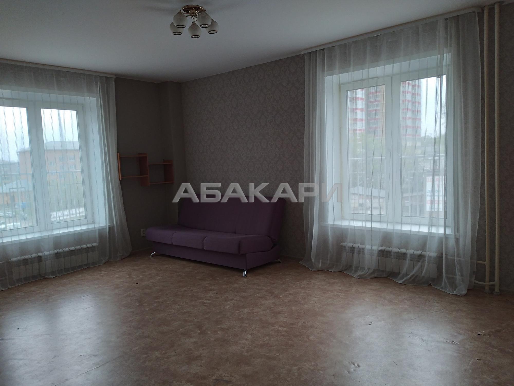 1к квартира улица Калинина, 47И 4/19 - 42кв | 16000 | аренда в Красноярске фото 0