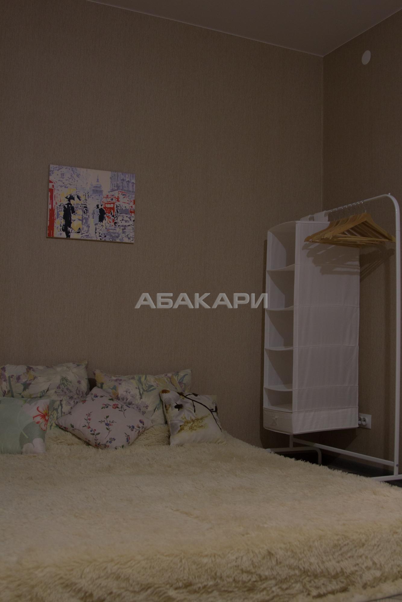 1к квартира Северное шоссе, 48 7/10 - 39кв | 15000 | аренда в Красноярске фото 4