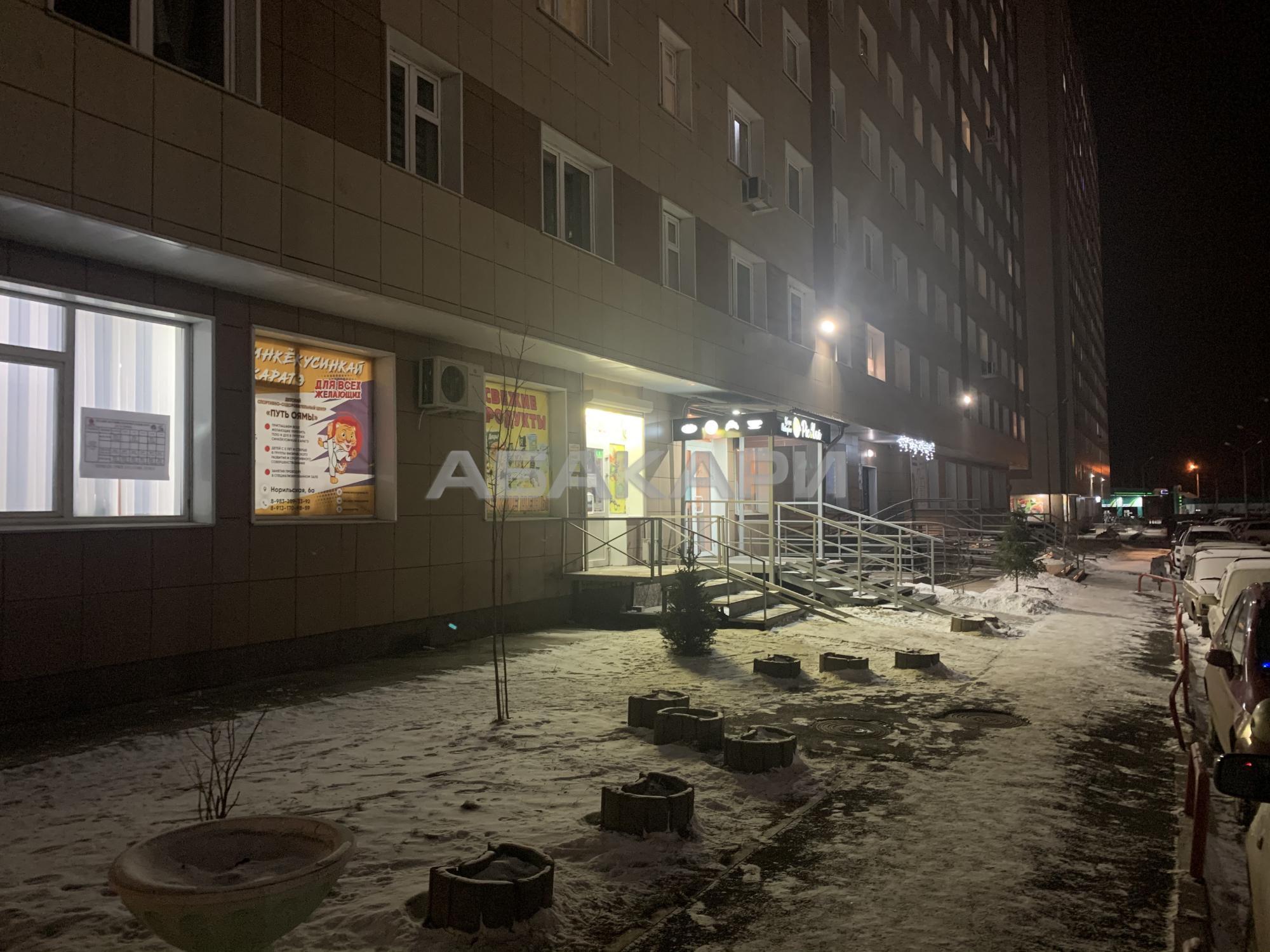 1к квартира Норильская улица, 6А 16/18 - 41кв   13000   аренда в Красноярске фото 9