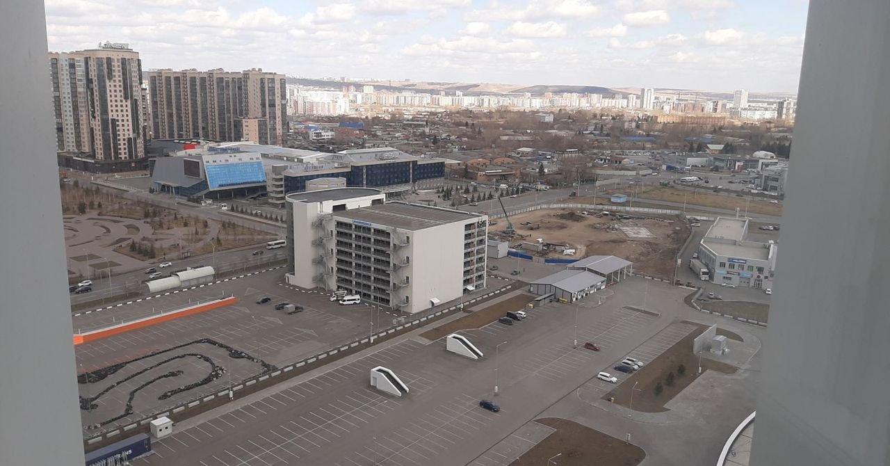 1к квартира Октябрьская ул., 8 | 16000 | аренда в Красноярске фото 5