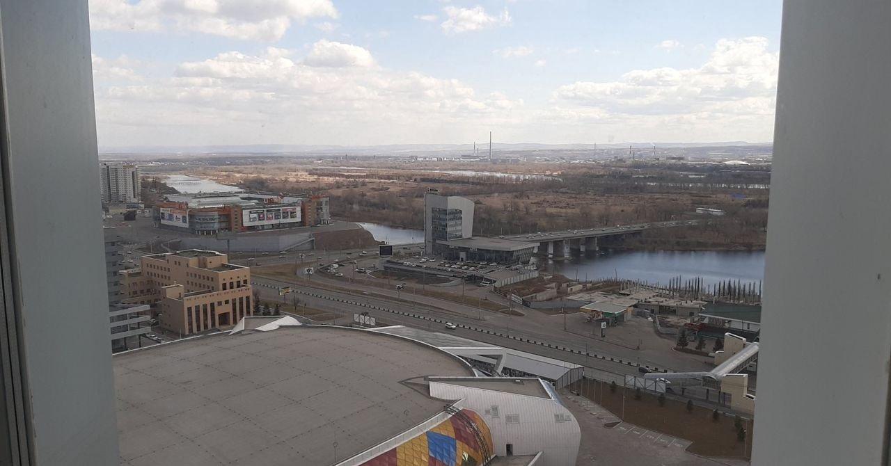 1к квартира Октябрьская ул., 8 | 16000 | аренда в Красноярске фото 3