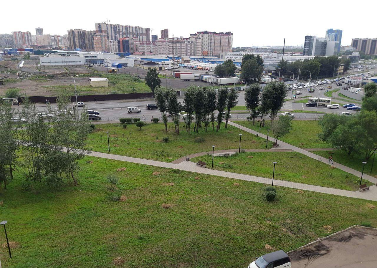 1к квартира ул. Алексеева, 115 | 16000 | аренда в Красноярске фото 7