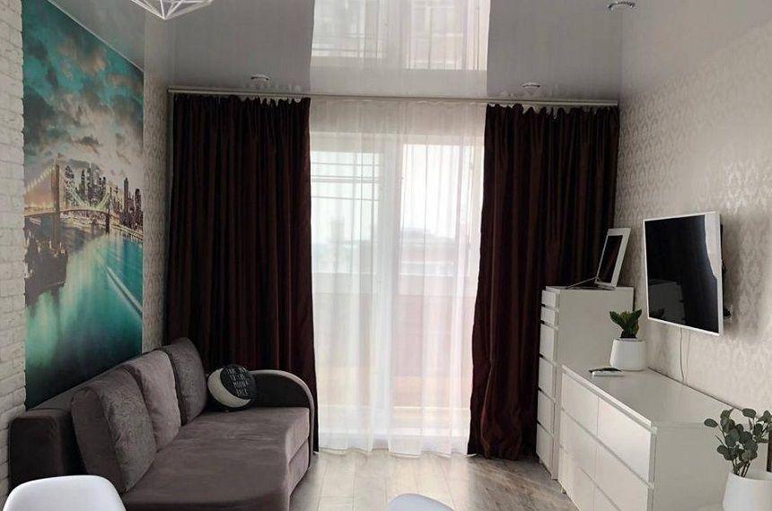 1к квартира Свободный пр-т, 43А   14500   аренда в Красноярске фото 0