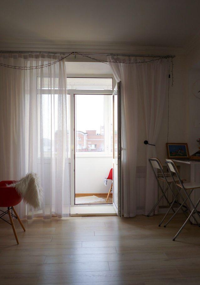 2к квартира пр-т Мира, 39 | 38000 | аренда в Красноярске фото 2