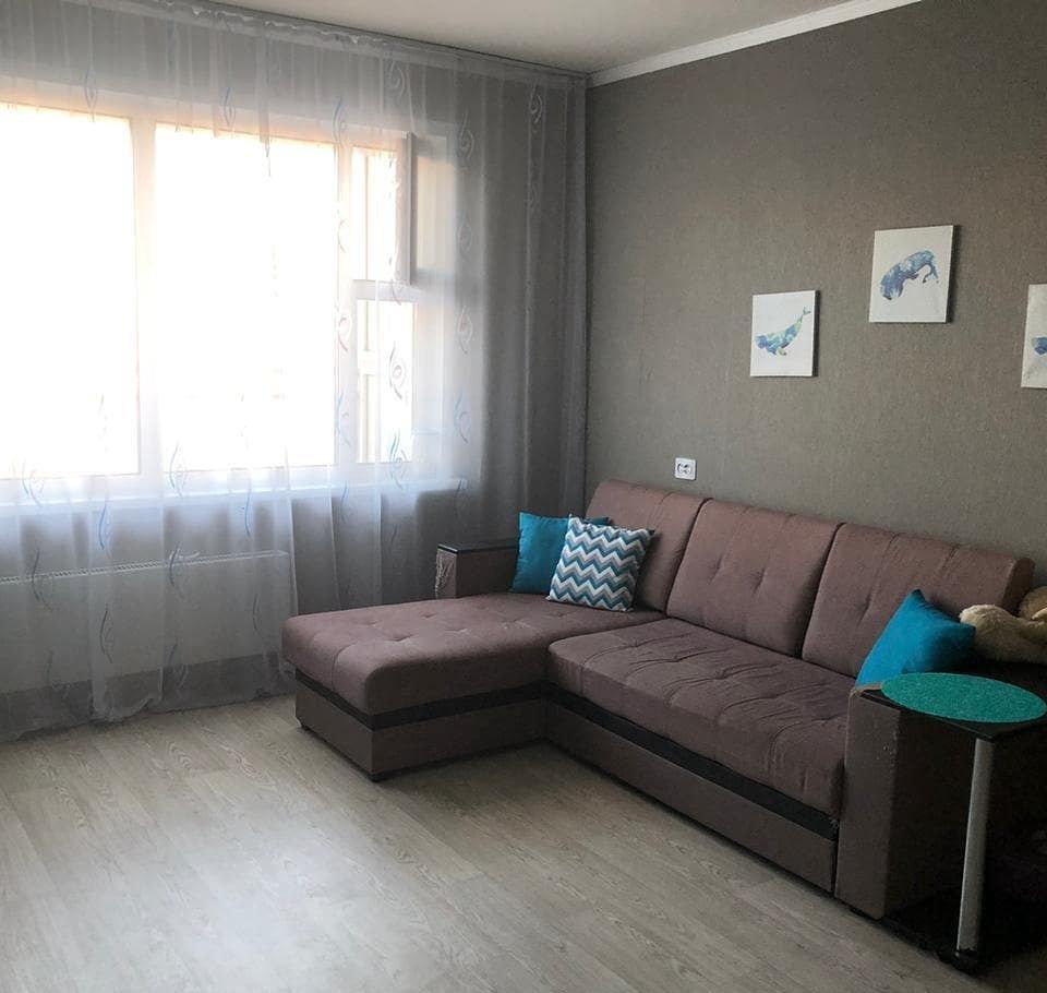 1к квартира Судостроительная ул., 145 | 14500 | аренда в Красноярске фото 1