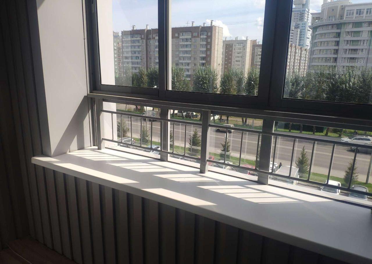 2к квартира ул. Алексеева, 34 | 25000 | аренда в Красноярске фото 9