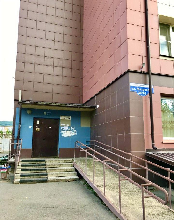 студия ул. Александра Матросова, 30с83 | 10000 | аренда в Красноярске фото 9