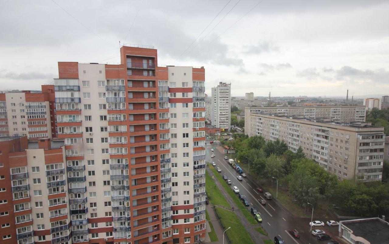 1к квартира Новосибирская ул., 1А   20000   аренда в Красноярске фото 17