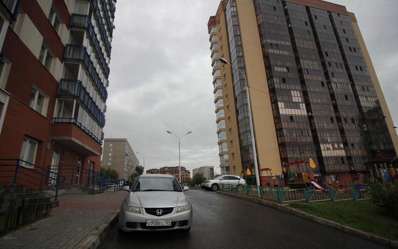 1к квартира Новосибирская ул., 1А   20000   аренда в Красноярске фото 22