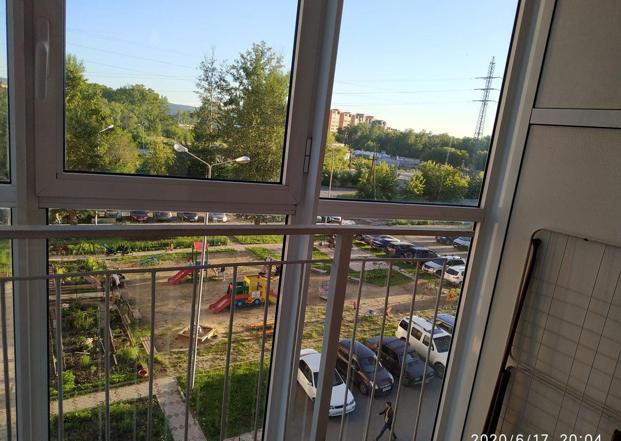 1к квартира ул. Академика Киренского, 17 | 14000 | аренда в Красноярске фото 4