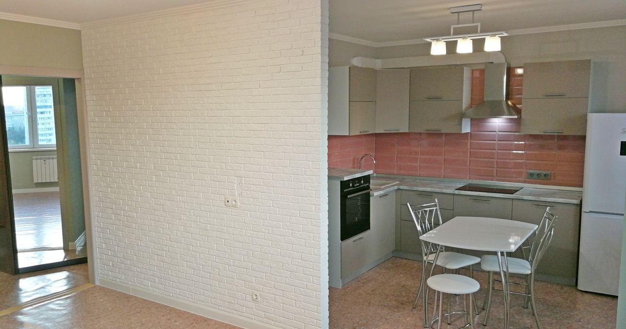 1к квартира Новосибирская ул., 1А   20000   аренда в Красноярске фото 2