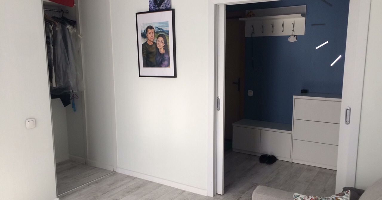 1к квартира ул. Михаила Годенко, 6 | 20000 | аренда в Красноярске фото 5