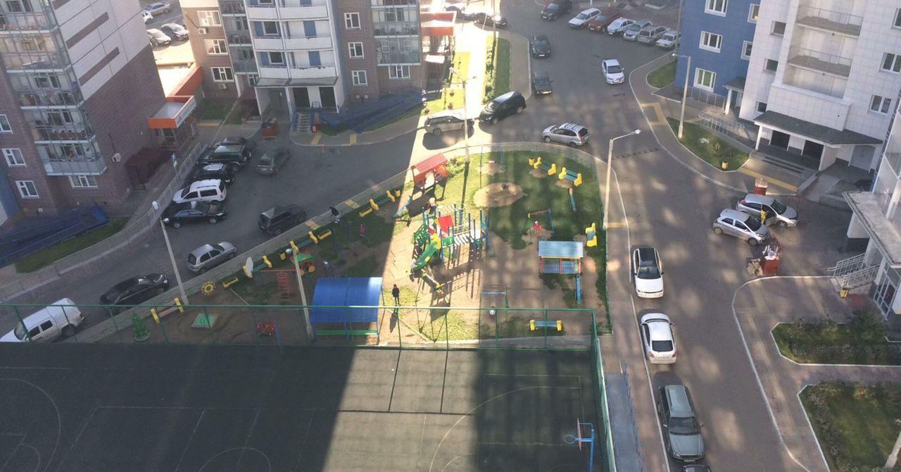 1к квартира ул. Михаила Годенко, 6 | 20000 | аренда в Красноярске фото 14