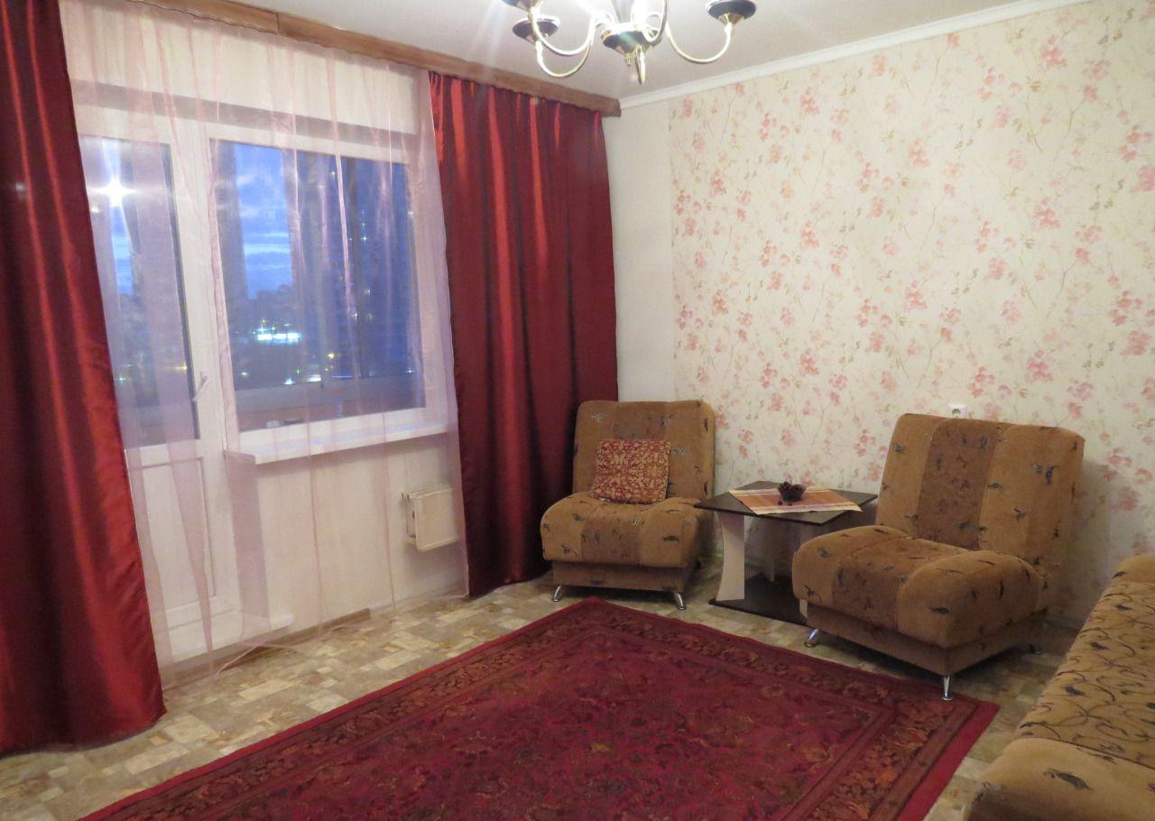 2к квартира ул. Молокова, 64   20000   аренда в Красноярске фото 1
