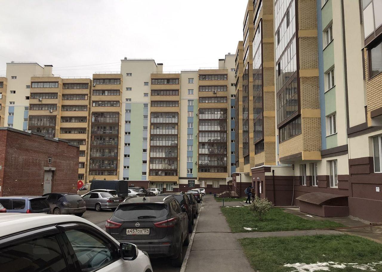 1к квартира ул. Чернышевского, 75 | 14000 | аренда в Красноярске фото 12