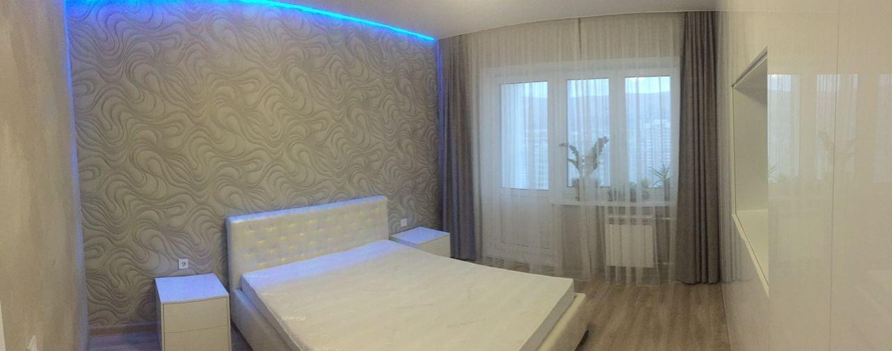 2к квартира Ярыгинская наб., 9А | 27000 | аренда в Красноярске фото 8