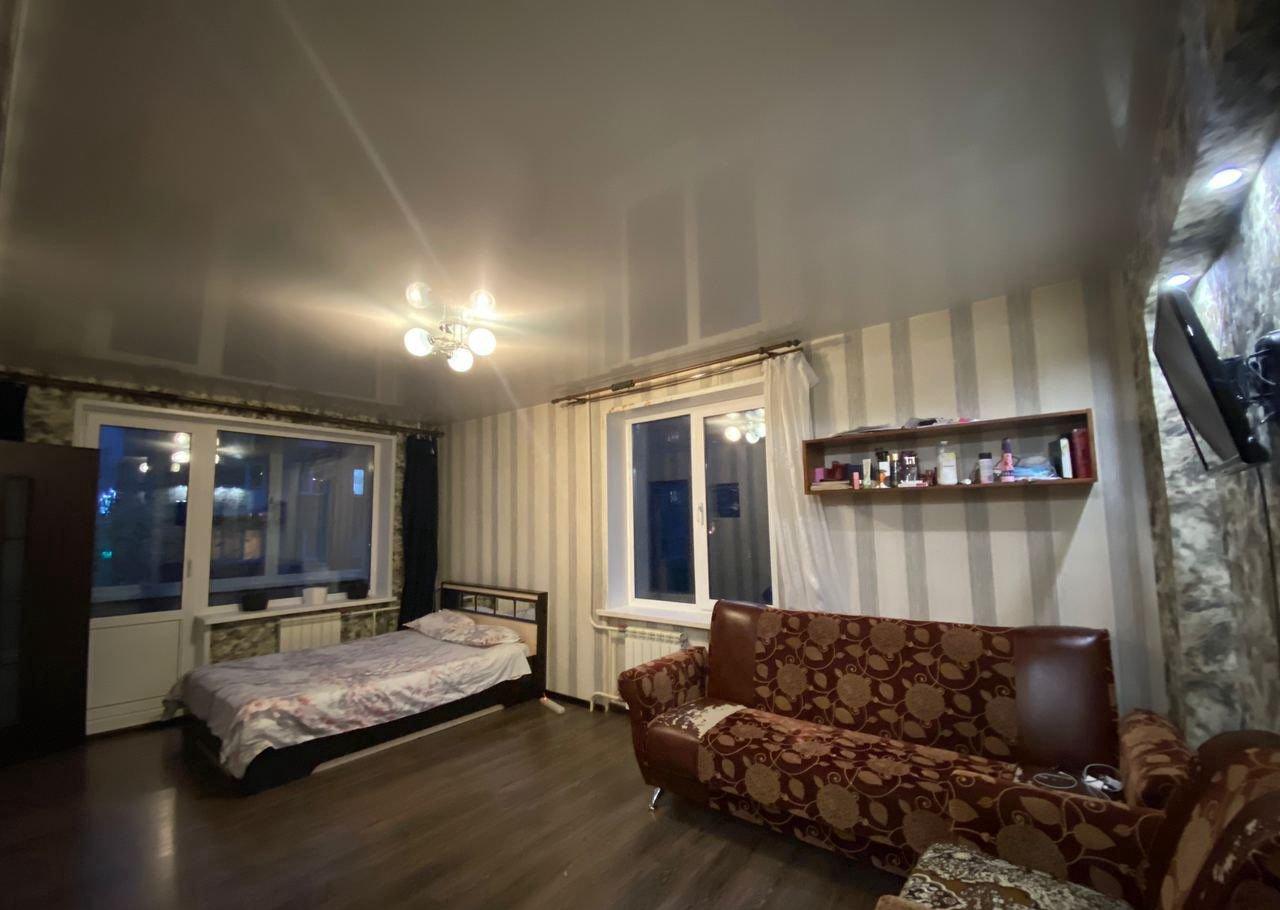 1к квартира ул. 52-й Квартал, 7 | 12000 | аренда в Красноярске фото 0