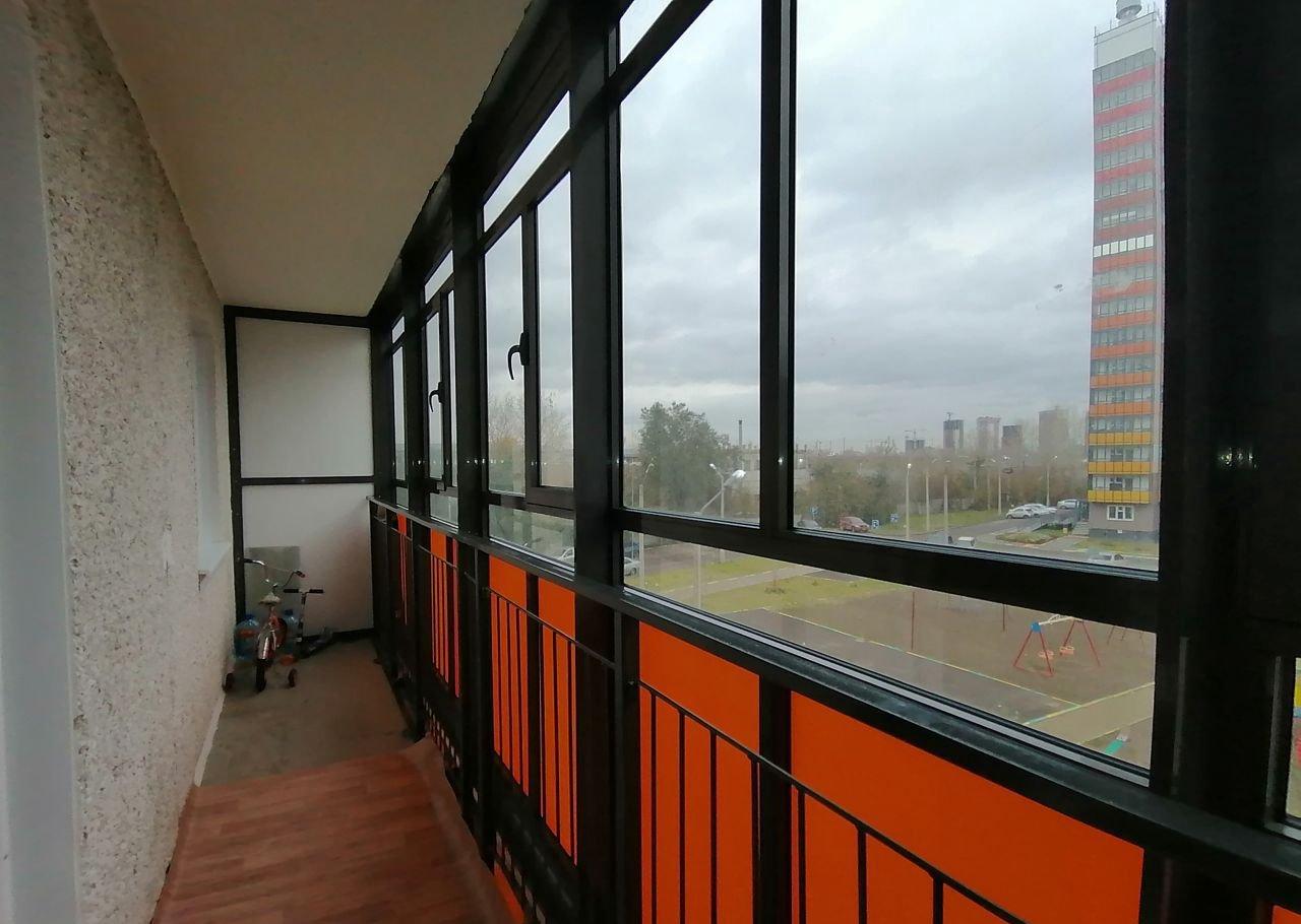 1к квартира Свердловская ул., 6Д   18500   аренда в Красноярске фото 15