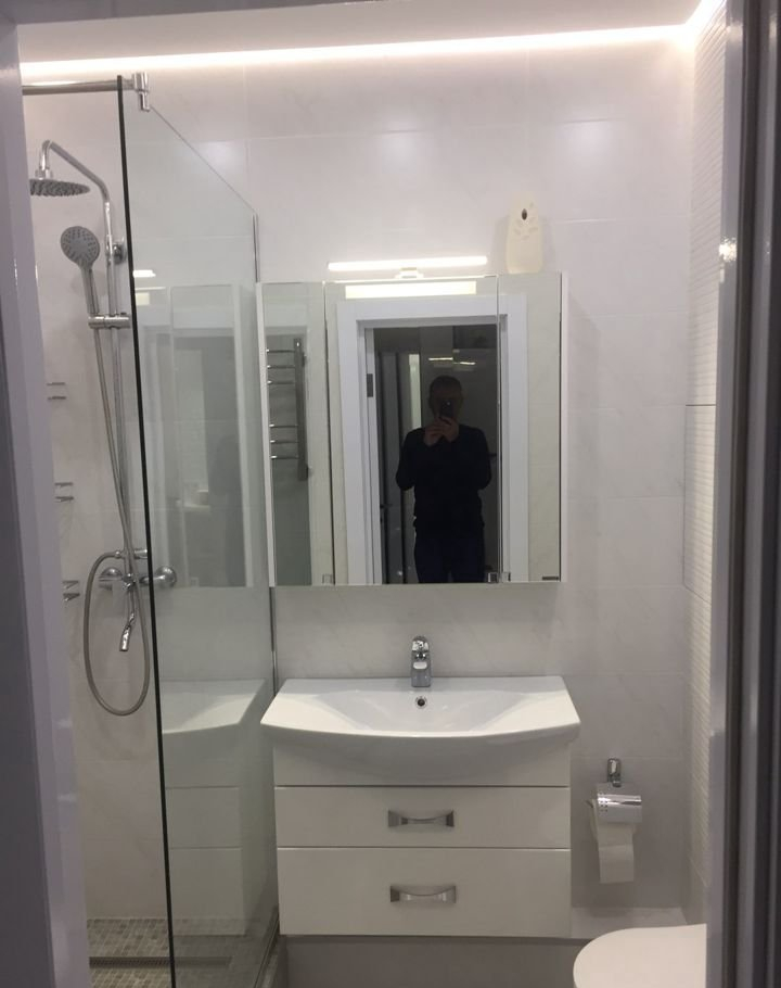 2к квартира Ярыгинская наб., 9А | 27000 | аренда в Красноярске фото 18