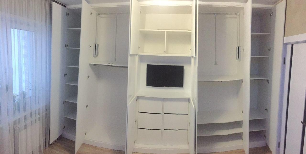 2к квартира Ярыгинская наб., 9А | 27000 | аренда в Красноярске фото 12