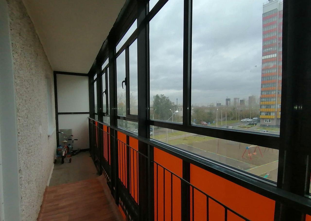 1к квартира Свердловская ул., 6Д   18500   аренда в Красноярске фото 14