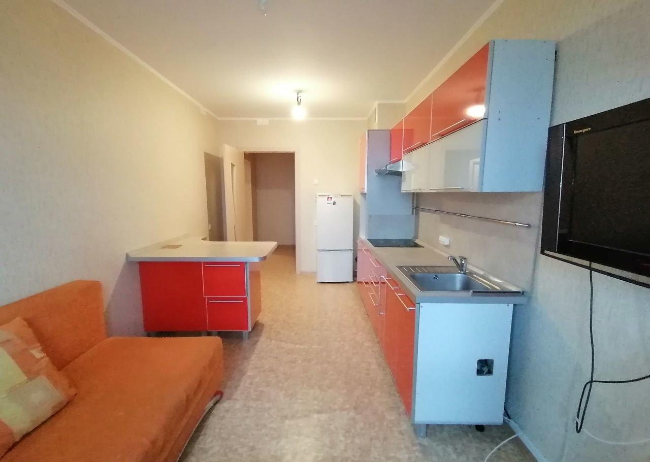 1к квартира Свердловская ул., 6Д   18500   аренда в Красноярске фото 9