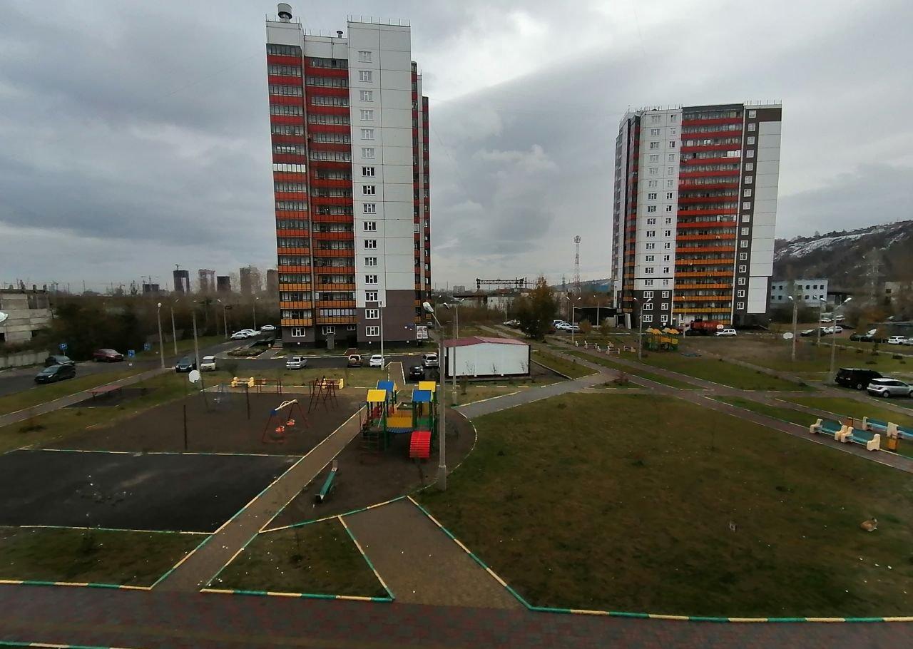 1к квартира Свердловская ул., 6Д   18500   аренда в Красноярске фото 17