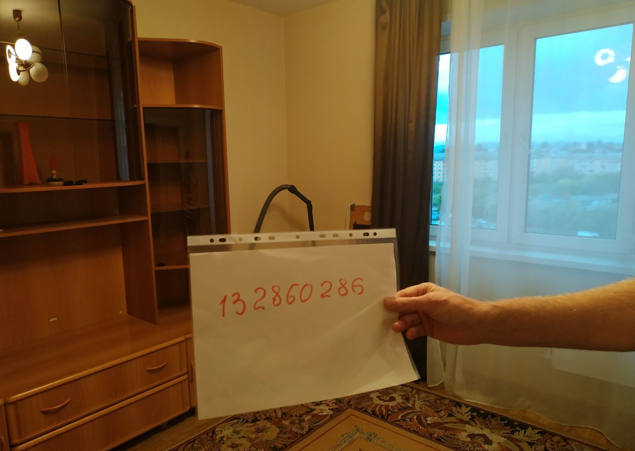 1к квартира ул. Дмитрия Мартынова, 29 | 16500 | аренда в Красноярске фото 7