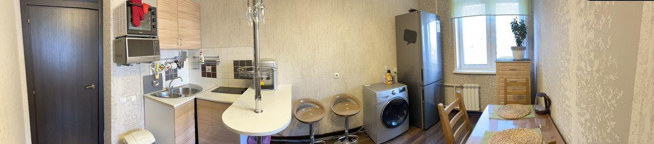 1к квартира Ярыгинская наб., 21 | 21000 | аренда в Красноярске фото 2