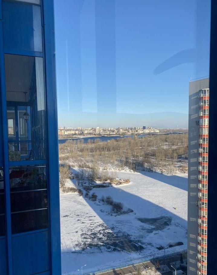 1к квартира Ярыгинская наб., 21 | 21000 | аренда в Красноярске фото 9