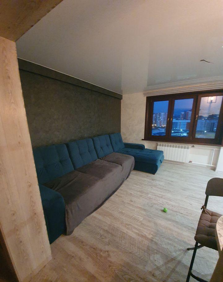 3к квартира Караульная ул., 40 | 35000 | аренда в Красноярске фото 0