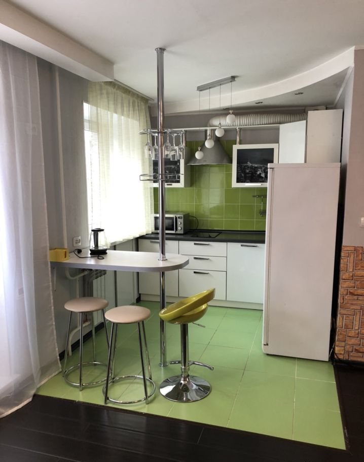 1к квартира ул. Урицкого, 108   27000   аренда в Красноярске фото 2
