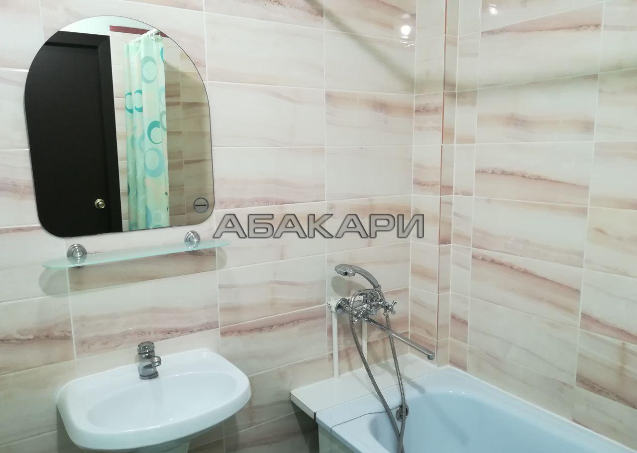 1к квартира ул. Чернышевского, 75 | 18000 | аренда в Красноярске фото 4