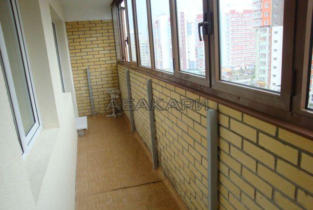 1к квартира ул. Чернышевского, 75 | 18000 | аренда в Красноярске фото 11