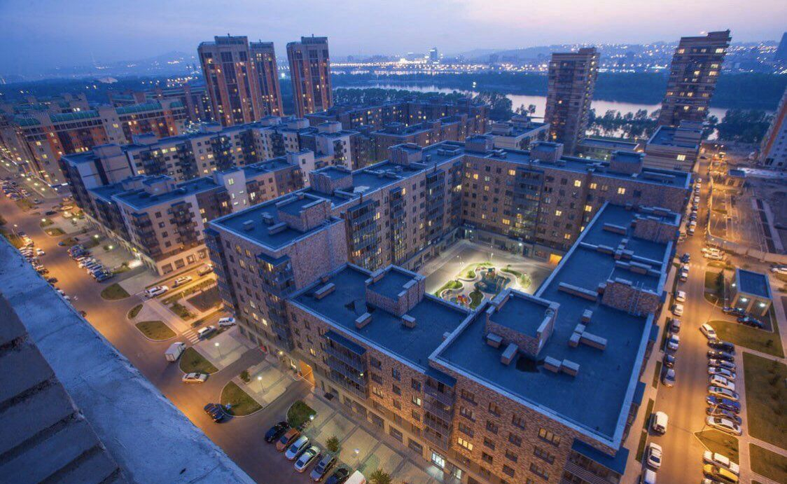 1к квартира Навигационная ул., 5 | 21000 | аренда в Красноярске фото 0