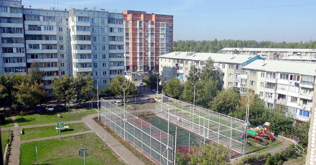 1к квартира ул. Гусарова | 14000 | аренда в Красноярске фото 0
