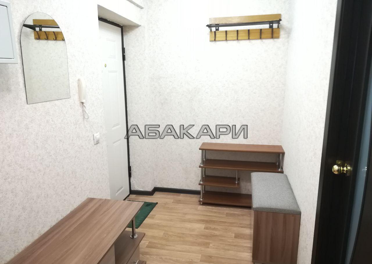 1к квартира ул. Чернышевского, 75 | 18000 | аренда в Красноярске фото 8