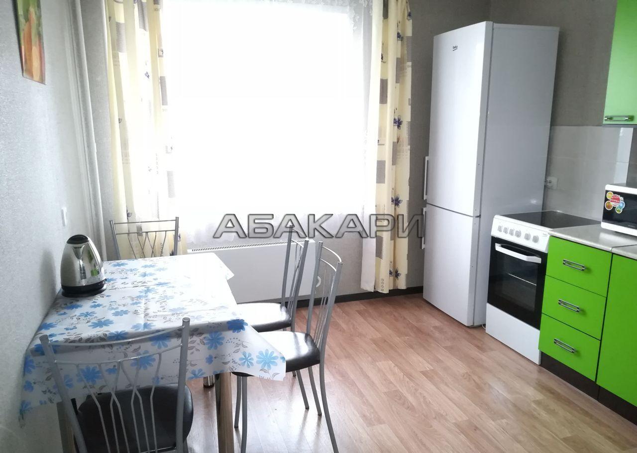 1к квартира ул. Чернышевского, 75 | 18000 | аренда в Красноярске фото 0