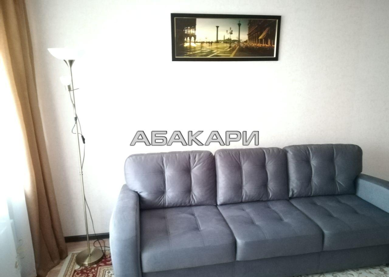 1к квартира ул. Чернышевского, 75 | 18000 | аренда в Красноярске фото 5