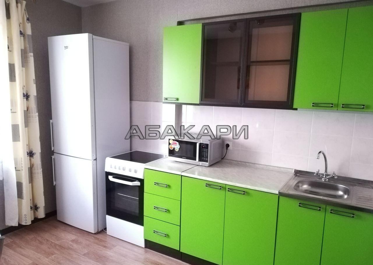 1к квартира ул. Чернышевского, 75 | 18000 | аренда в Красноярске фото 1