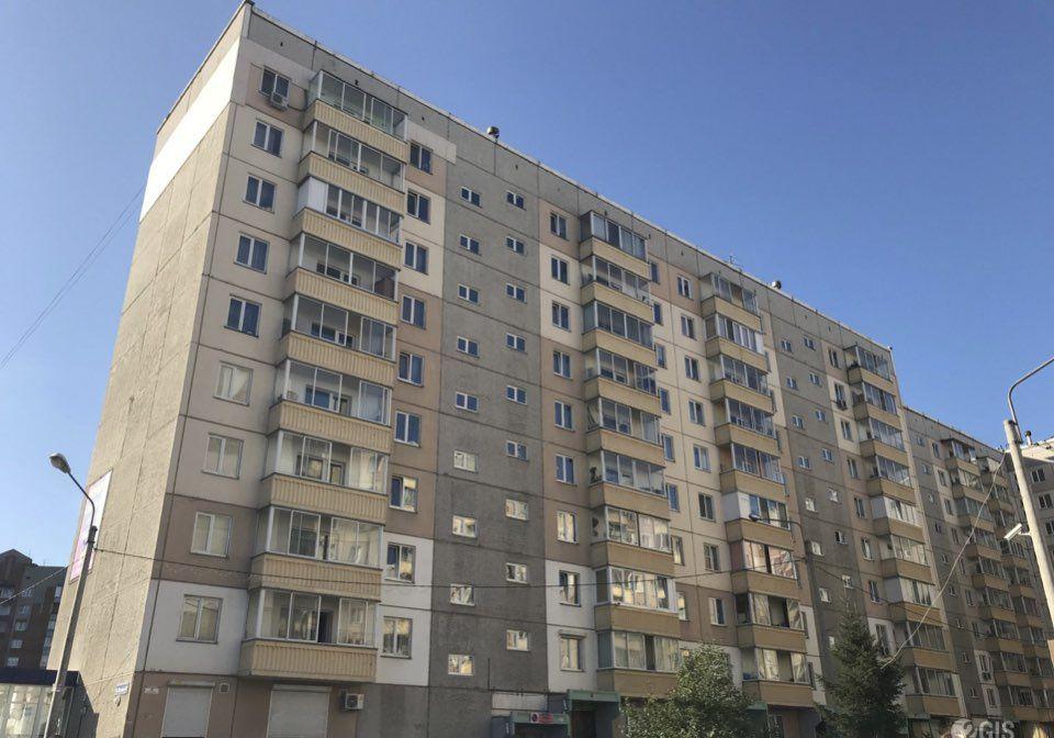 1к квартира ул. Молокова, 40 | 16000 | аренда в Красноярске фото 1